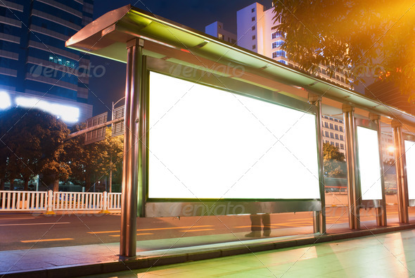Billboard - Stock Photo - Images
