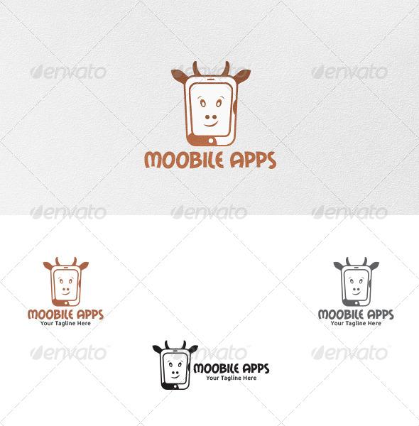 Mooblie Apps - Logo Template - Animals Logo Templates