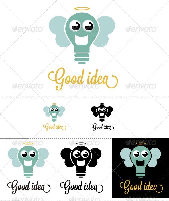 Good Idea - Symbols Logo Templates