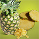 Fresh Pineapple Mockup - GraphicRiver Item for Sale