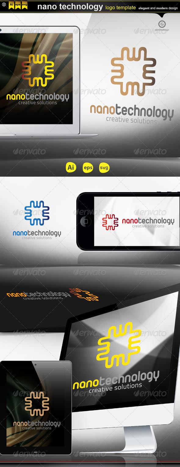 Nano Technology - Logo Templates