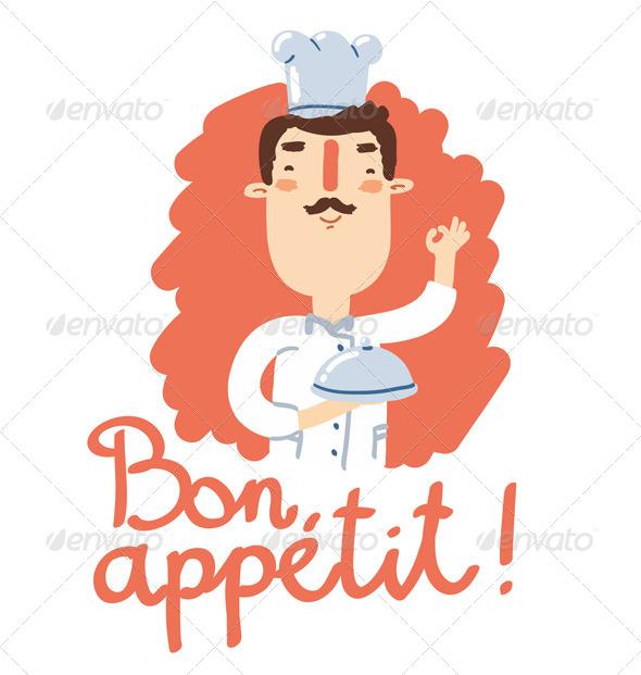 Bon Appetit - People Characters