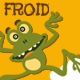 A Frog Called Froid - Editable Animal Character - GraphicRiver Item for Sale
