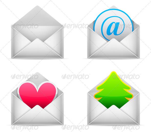 Envelopes - Web Technology