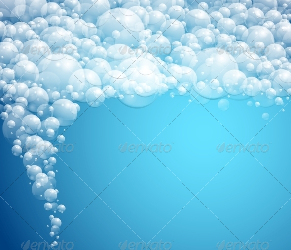 Water Background - Backgrounds Decorative