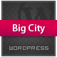 Big City - Personal and Blog WordPress theme Nulled
