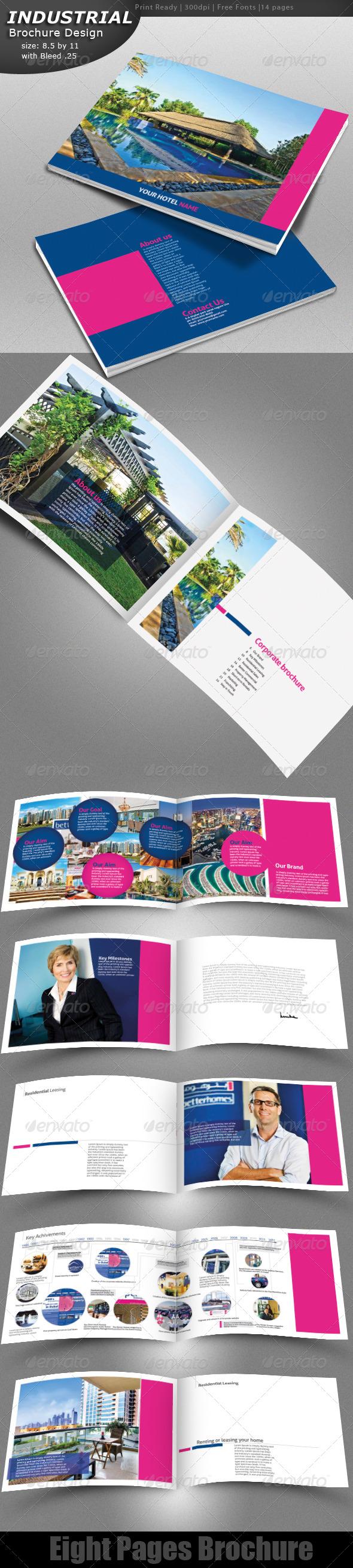 Hotel Brochure - Catalogs Brochures