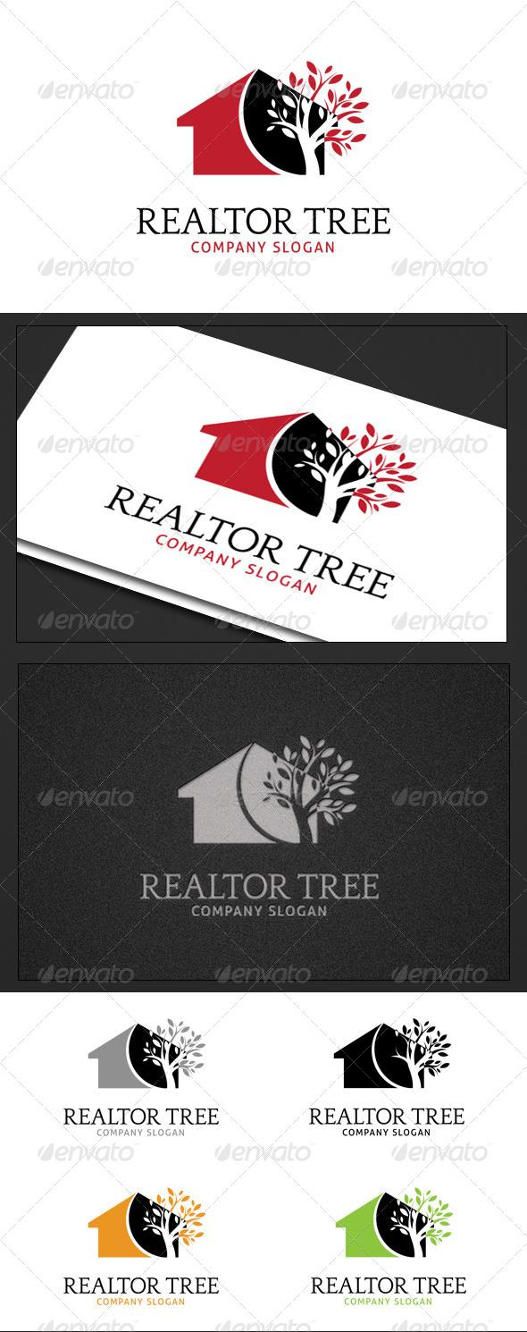 Realtor Tree - Logo Templates