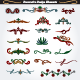 Collection of Decorative Design Elements 5 - GraphicRiver Item for Sale
