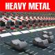 Heavy Metal Intro Ident