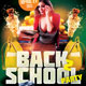 Back To School Party Flyer Template - GraphicRiver Item for Sale