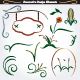 Collection of Decorative Design Elements 9 - GraphicRiver Item for Sale