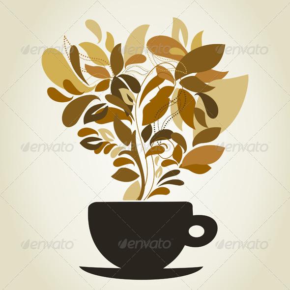 Coffee 9 - Food Objects