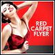 Red Carpet Flyer - GraphicRiver Item for Sale