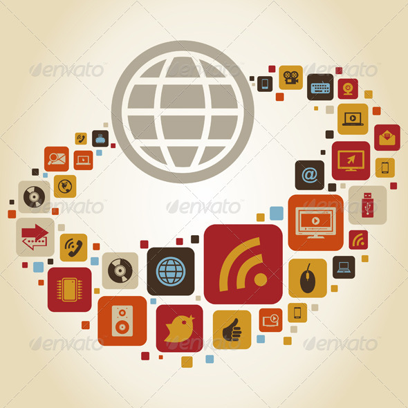 Global World 7 - Communications Technology