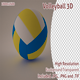 Volleyball 3D - GraphicRiver Item for Sale