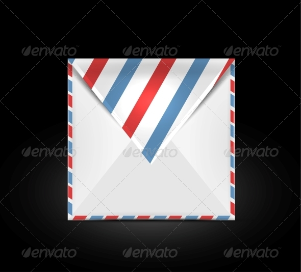 Email Vector Icon - Web Elements Vectors