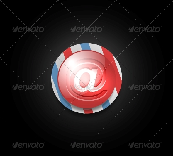 Email Vector Icon - Web Elements Vectors