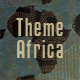 African Design Backgrounds; 5 Ethnic Themes - GraphicRiver Item for Sale