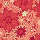 Floral Seamless Pattern in Vector. - GraphicRiver Item for Sale