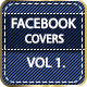 Facebook Covers : Vol 1  - GraphicRiver Item for Sale