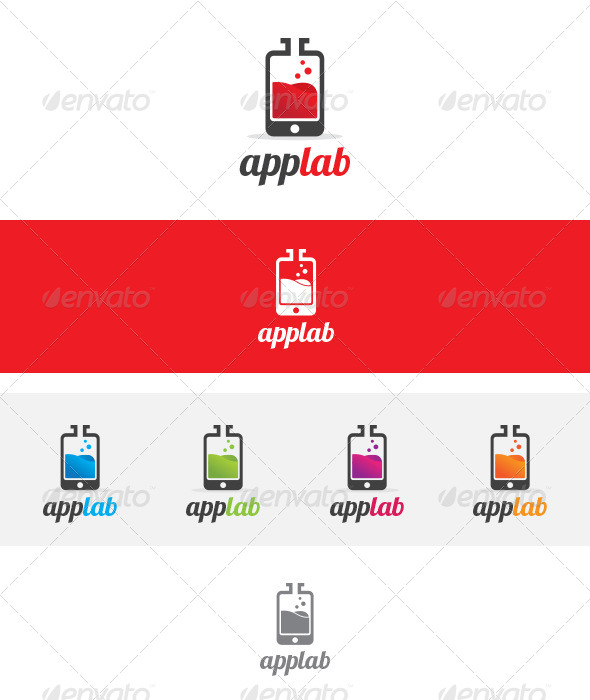 applab - Objects Logo Templates