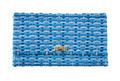 Blue weave handbag - PhotoDune Item for Sale