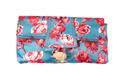 Roses print blue handbag - PhotoDune Item for Sale