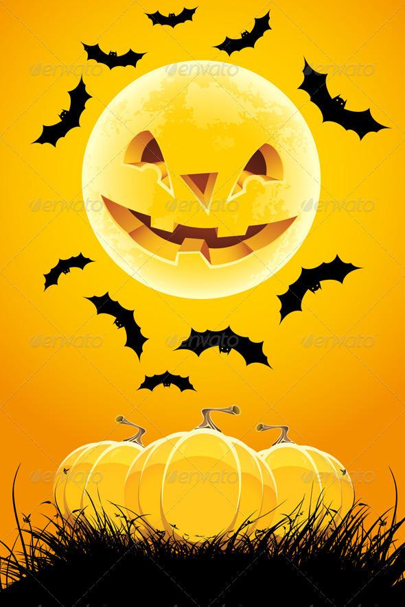 Halloween Night - Halloween Seasons/Holidays