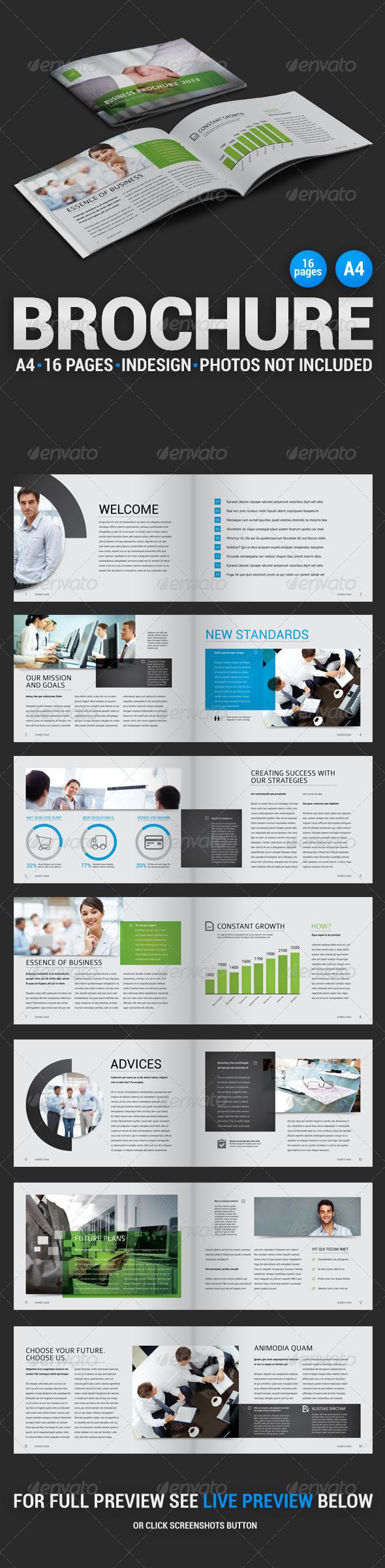 Business Brochure 2 - Corporate Brochures