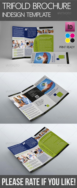 Trifold Corporate Brochure - Corporate Brochures