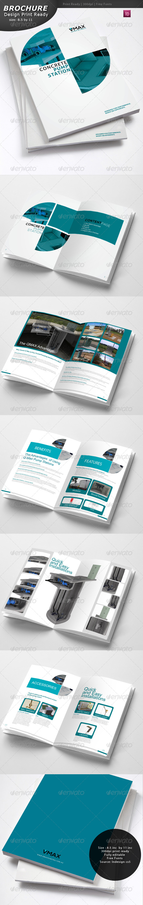 Brochure Design  - Catalogs Brochures