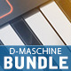D-Maschine iPad / iPhone UI Elements Bundle - GraphicRiver Item for Sale