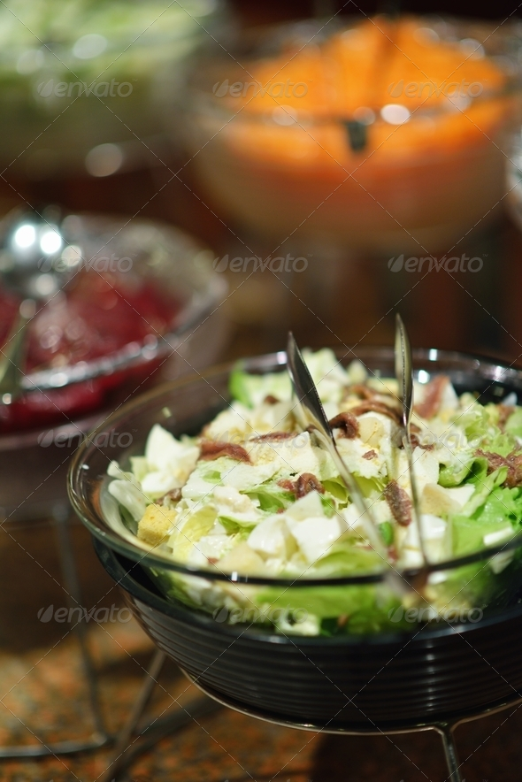 buffet food - Stock Photo - Images
