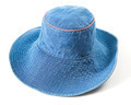 Denim floppy hat - PhotoDune Item for Sale