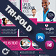 Health Tri-fold Template - GraphicRiver Item for Sale