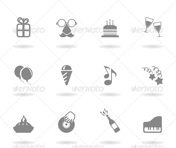 Holiday an Icon - Miscellaneous Vectors