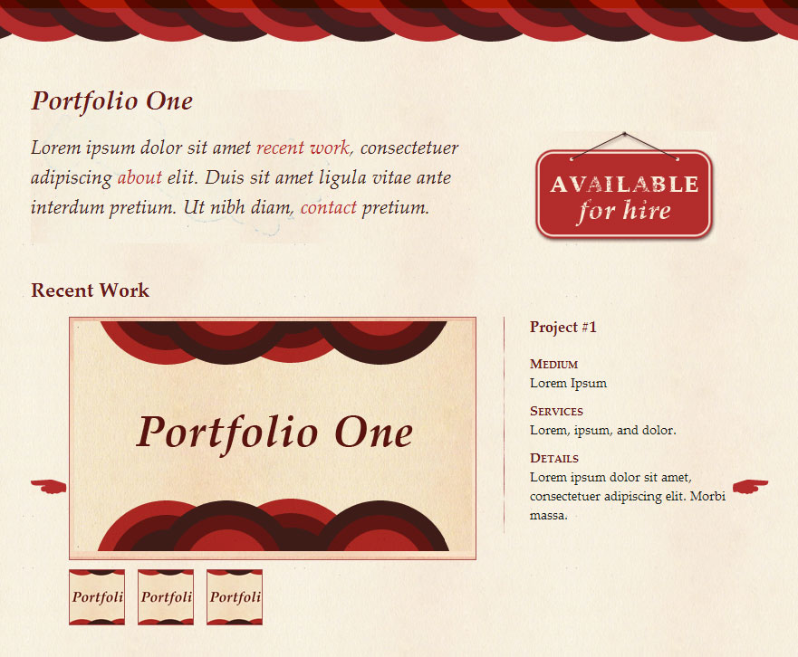 Free Download Portfolio One Nulled Latest Version