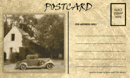 Blank Picture Postcards