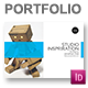Gstudio Portfolio Brochure Template - GraphicRiver Item for Sale
