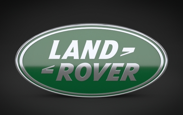 Land Rover Logo - 3DOcean Item for Sale