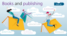 Books and publishing