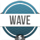 Wave PowerPoint Template - GraphicRiver Item for Sale