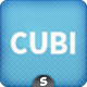 Cubi PowerPoint Template - GraphicRiver Item for Sale