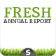 Fresh Report PowerPoint - GraphicRiver Item for Sale