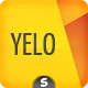 YELO - PowerPoint Theme - GraphicRiver Item for Sale