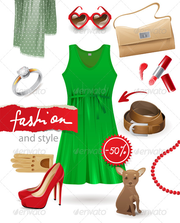 Fashion Look - Miscellaneous Conceptual