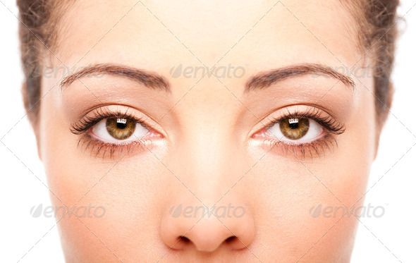 Windows to the soul - Stock Photo - Images