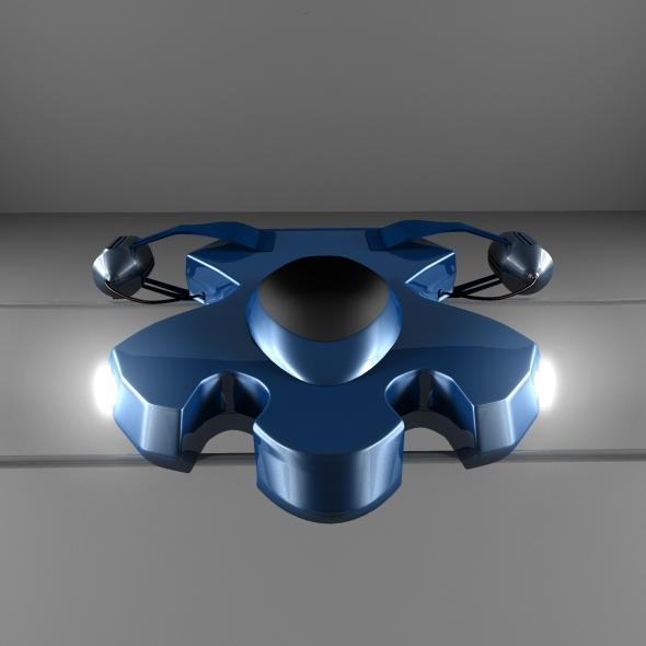 XG-12 - 3DOcean Item for Sale