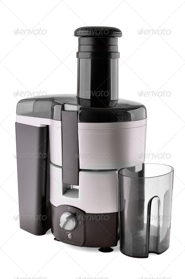 electric juicer - Stock Photo - Images